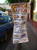 Popular food items...