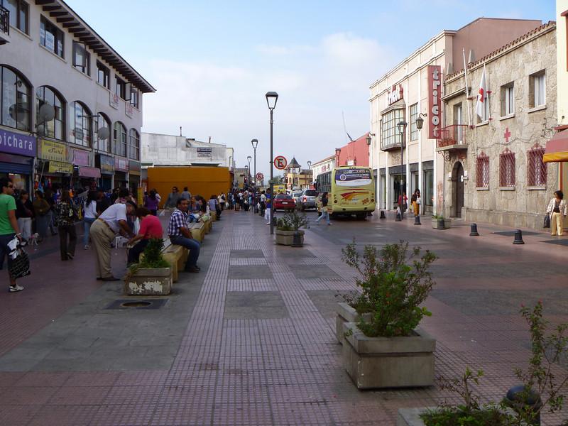 Street Cienfuegos