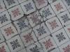 Floor tiles of Bateria Hidalgo