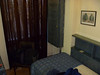 First couple of days, this was my single room.  Not too shabby.  Right next to the street, lots of noise.