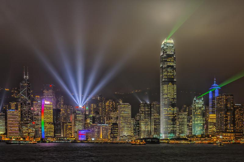2012 Pic(k) of the week 16: Symphony of Lights, Hong Kong