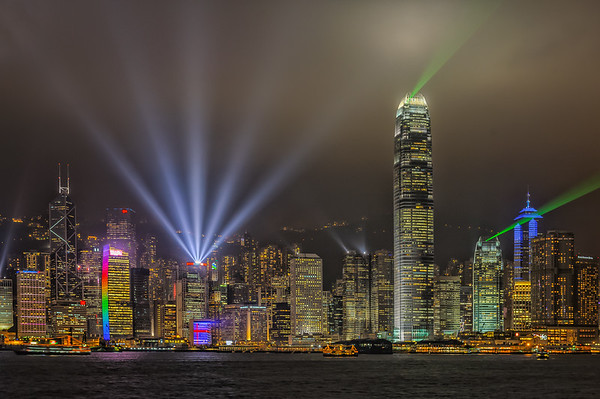 2012 Pic(k) of the week 16: Symphony of Lights, Hong Kong