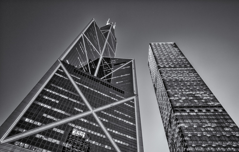 Highrise due near Central, Hong Kong