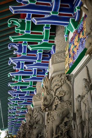 Monastery, Tian Tan Buddha