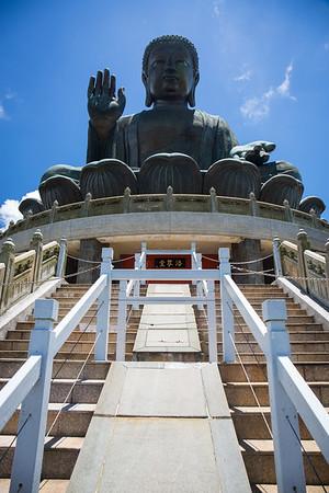 Tian-Tan Buddha