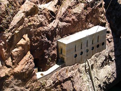 Driving Trip around the Grand Canyon, Arizona - Hoover Dam