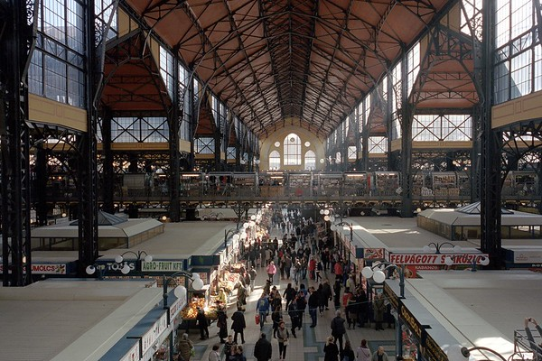 Great Market Hall  (Budapest)