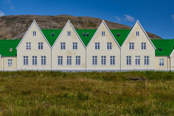 Beauty of Icelandic architecture