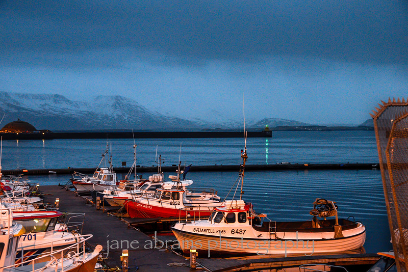 Reykjavik Harbor, Iceland 58
