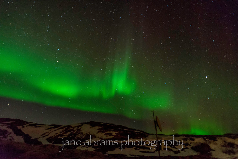 Aurora Borealis Iceland 784