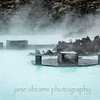Blue Lagoon, a geothermal spa. Iceland 1045