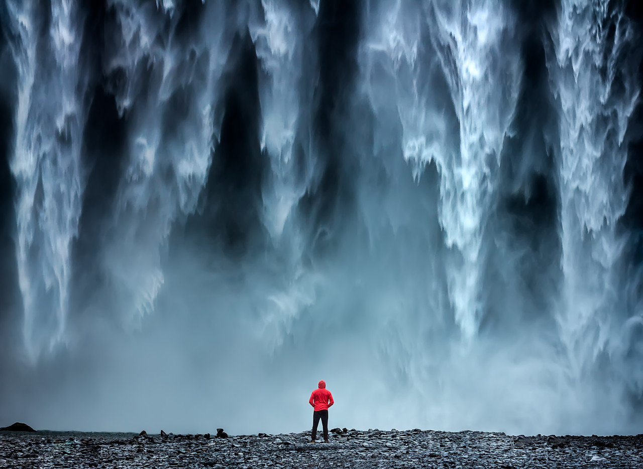 Skogafoss II Iceland