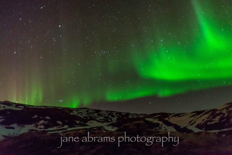 Aurora Borealis Iceland 786