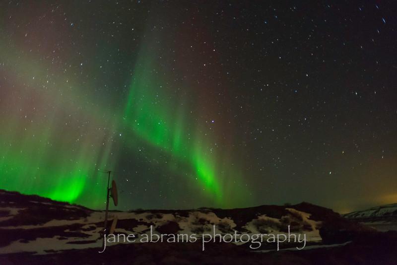 Aurora Borealis Iceland 832
