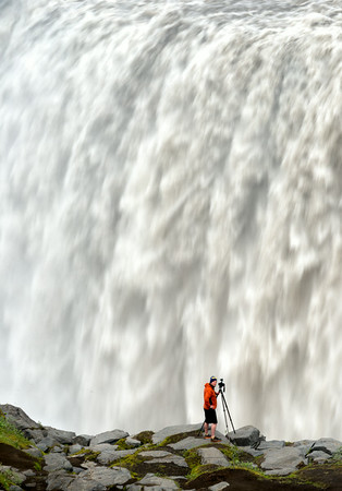 Dettifoss and the 12th Man