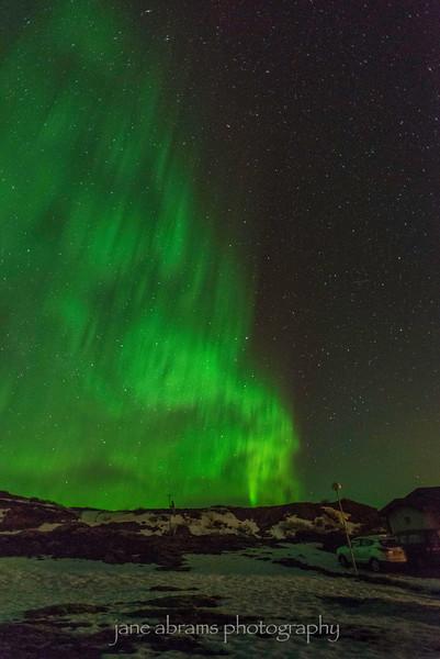 Aurora Borealis Iceland 857