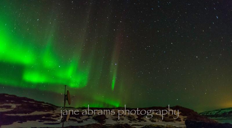 Aurora Borealis Iceland 780