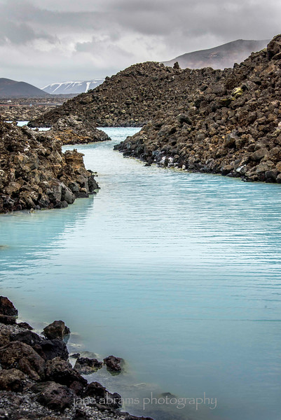 Blue Lagoon, a geothermal spa. Iceland 1066