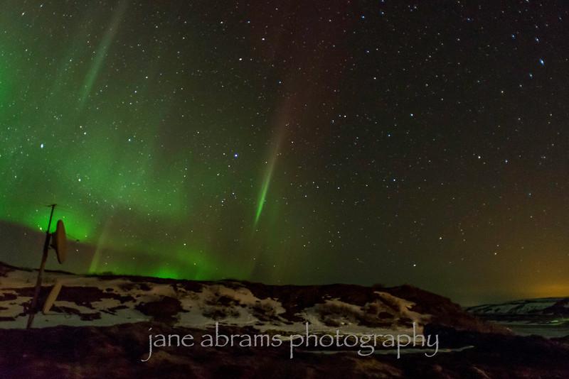 Aurora Borealis Iceland 788