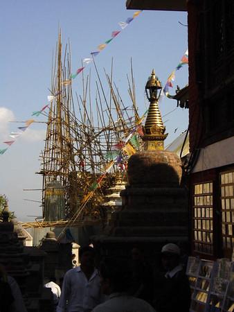 temple repairs