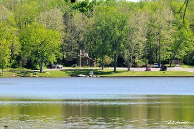 Kiser Lake, a nice place to go.