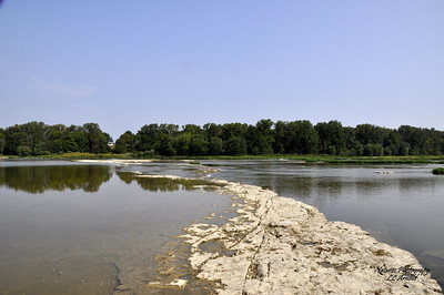 Weir Rapids, Maumee REiver