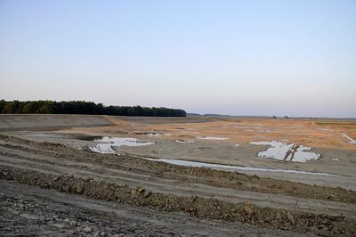 New reservoir from top, on Sunderland Rd.