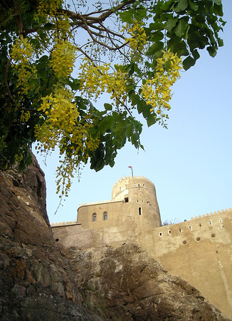 in Old Muscat, Oman