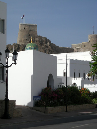 Old Muscat, Oman