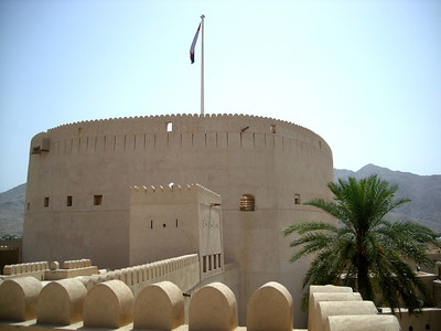 Nizwa Fort tower