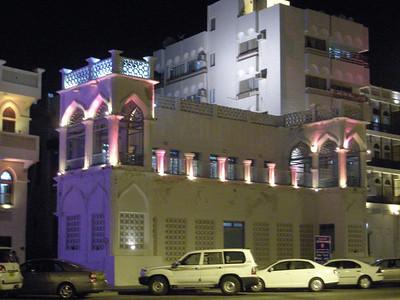 on the Mutrah corniche, Muscat, Oman