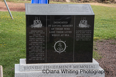 Tignish Fishermen's Memorial