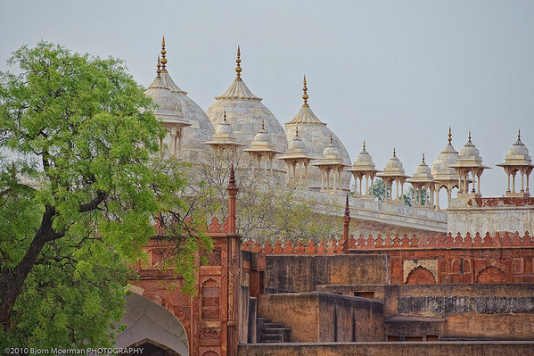 Agra Fort - Red Fort