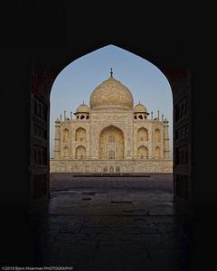Taj Mahal, Agra