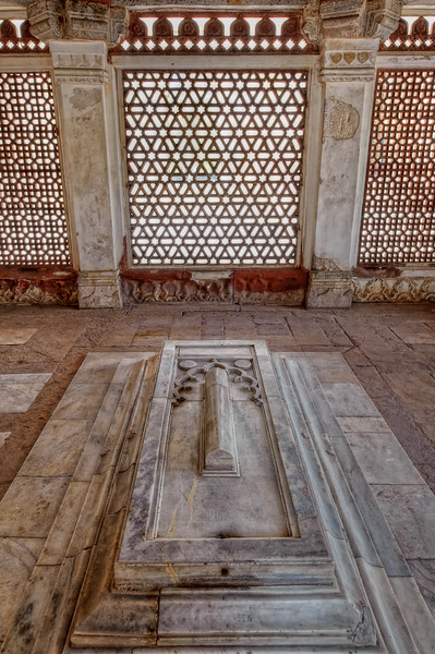 Tomb at at Qutb Minar, Delhi