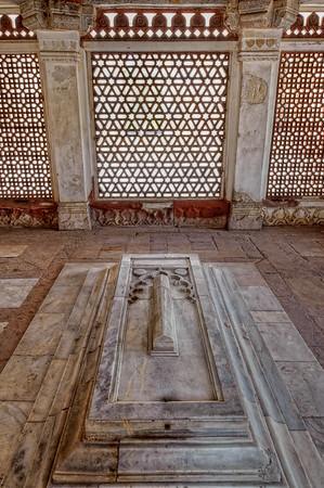 Tomb at at Qutb Minar, Delhi