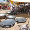 local market in Khajuraho
