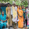 marriage ceremony in the Gon village , one of the oldest tribes in India