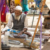 Town of Khajuraho local market...selling flutes