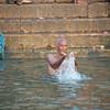 Ganges morning ritual