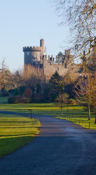 Dromoland Castle<br /> December 2010