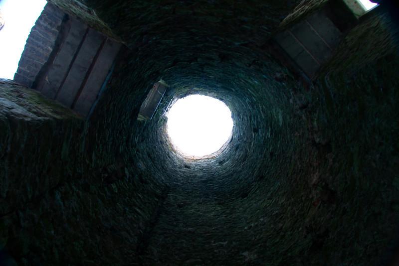 Blarney Castle Grounds<br /> Lookout Tower<br /> December 2010