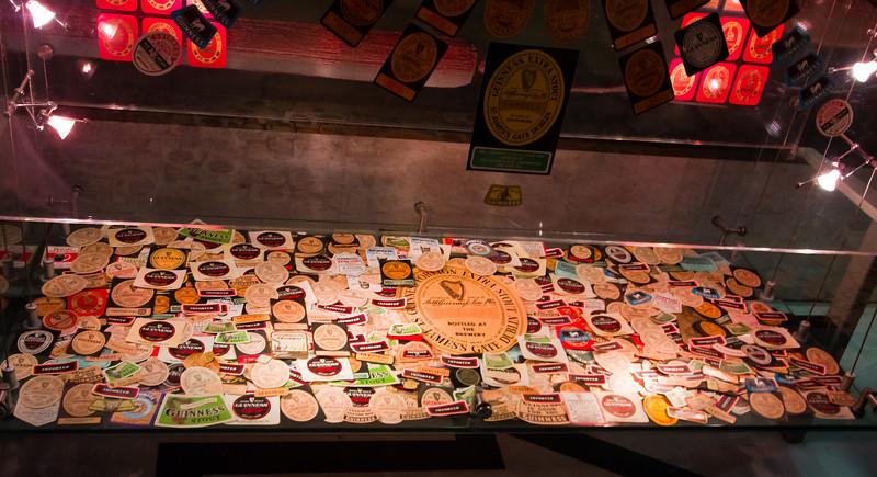 Guinness Storehouse<br /> Dublin, Ireland<br /> December 2010