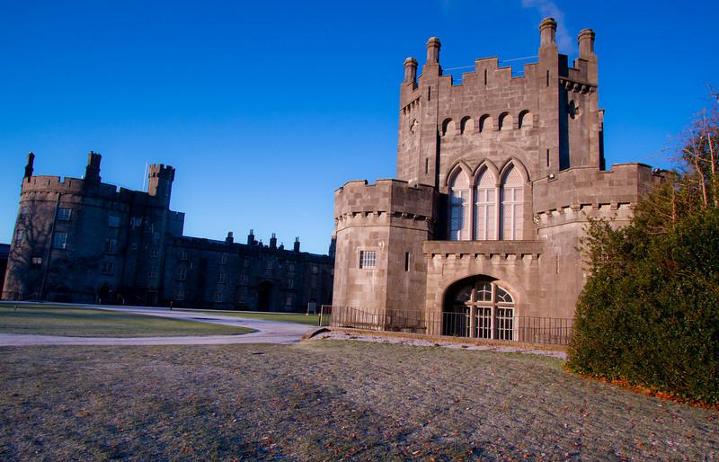 Kilkenny Castle<br /> December 2010