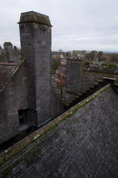 Bunratty Castle<br /> Ireland, December 2010