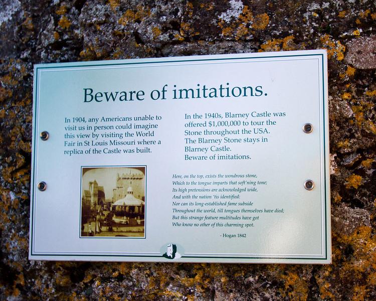 Blarney Castle<br /> December 2010
