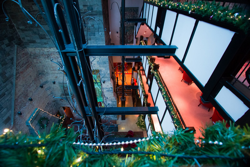 Clontarf Castle Hotel<br /> Dublin, Ireland<br /> December 2010
