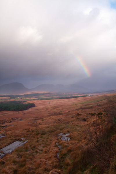 Ring of Kerry<br /> Ireland, December 2010