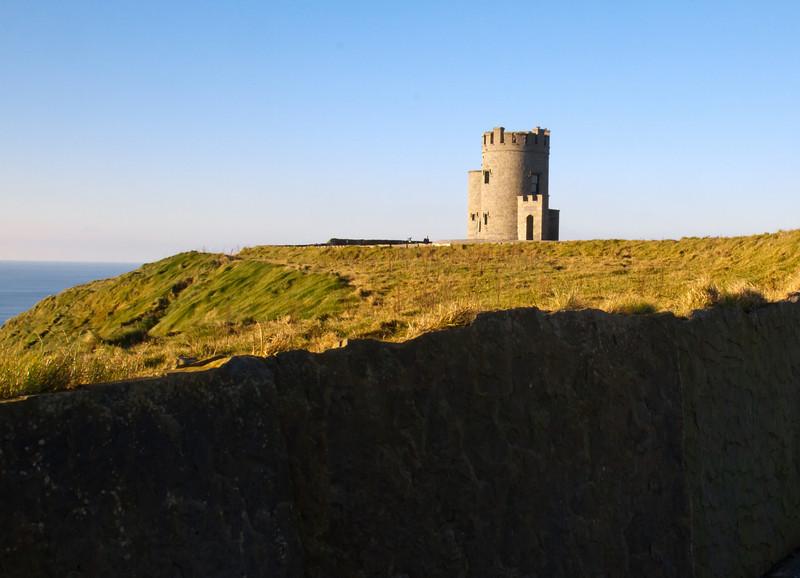 Cliffs of Moher<br /> December 2010