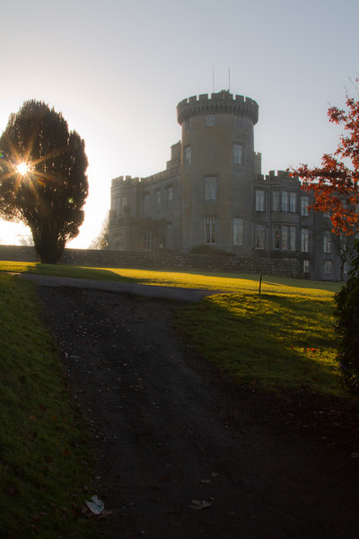 Dromoland Castle<br /> Ireland, December 2010